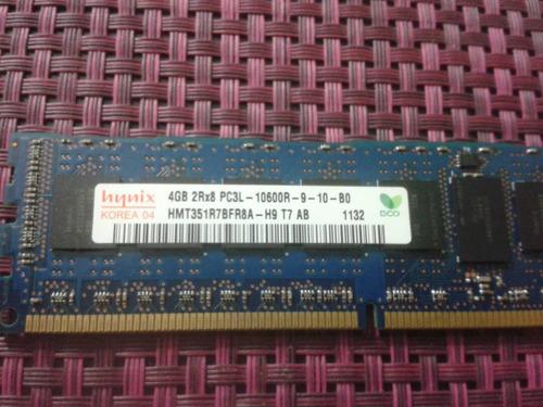 memoria ram 4gb para ddr3