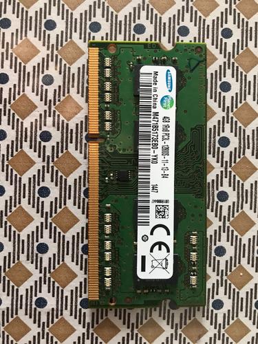 memoria ram 4gb para note