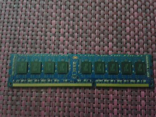 memoria ram 4gb para servidor ddr3 1333 mhz pc3 10600r