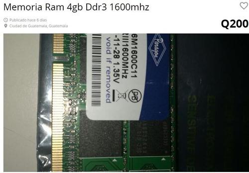 memoria ram 8 gb ddr4 24000mhz  laptop