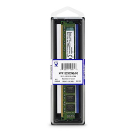 Memória Ram 8gb 1x8gb Kingston Kvr1333d3n9/8g Valueram