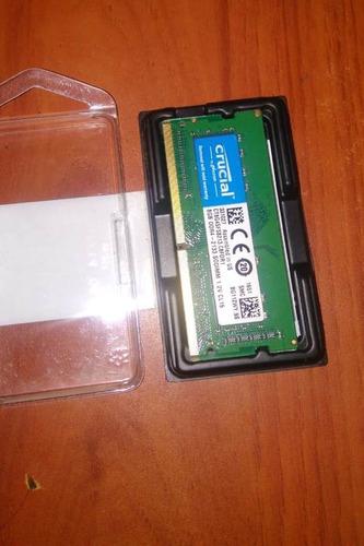 memoria ram 8gb ddr4 laptop