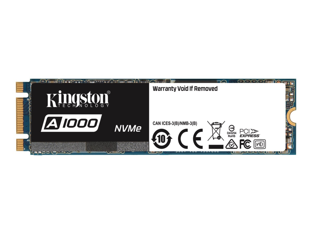 Memoria Ram 960gb Kingston Ssd Now A1000 M2 2280 1447000 En
