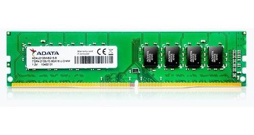 memoria ram adata ad4u2133j4g15-s - 4 gb