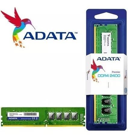 memoria ram adata ddr4 8gb 2400mhz