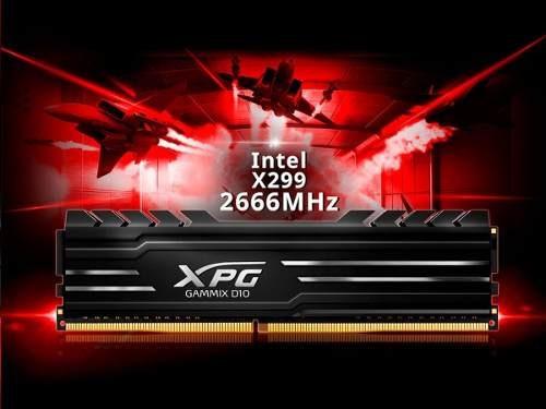 memoria ram adata gammix d10 16gb ddr4 3000 ax4u3000316g16-s