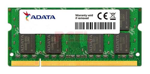 memoria ram adata so dimm  1 gb ddr2 667 mhz ad2s667b1g5-s
