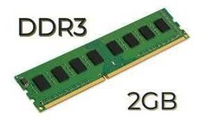 memoria ram dd3 de 2gb en perfecto estado