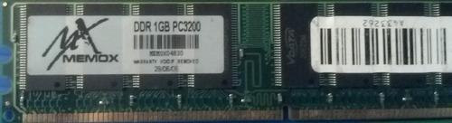 memoria ram ddr1 512mb 333 400mhz