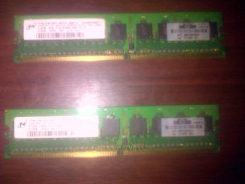 memoria ram ddr2 512 mb