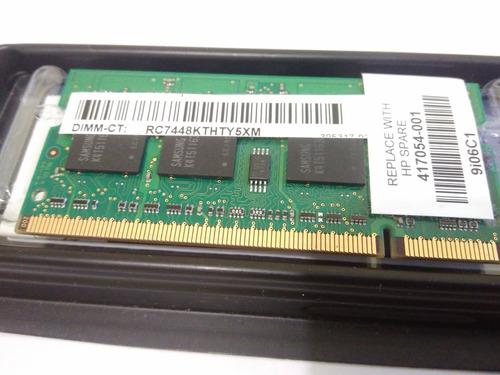 memoria ram ddr2 512mb