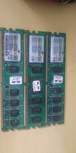 memória  ram ddr2 800 mhz