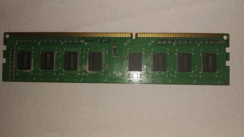 memoria ram ddr3 1333 2gb testeada en excelente estado...