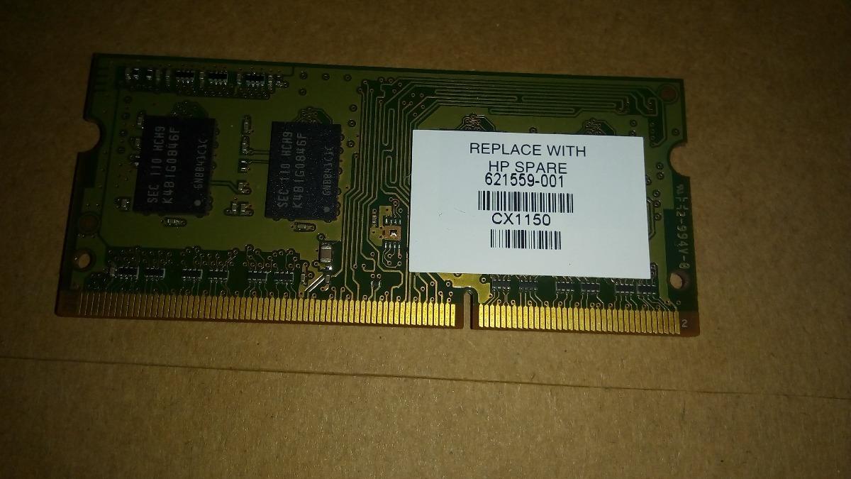 Memoria Ram Ddr3 2 Gb Samsung Pc 12800 1600mhz Sodimm Laptop Ddr 3 1gb Cargando Zoom