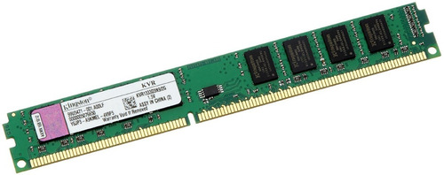 memoria ram ddr3 2gb kingston - tamaño slim - 1333 mhz