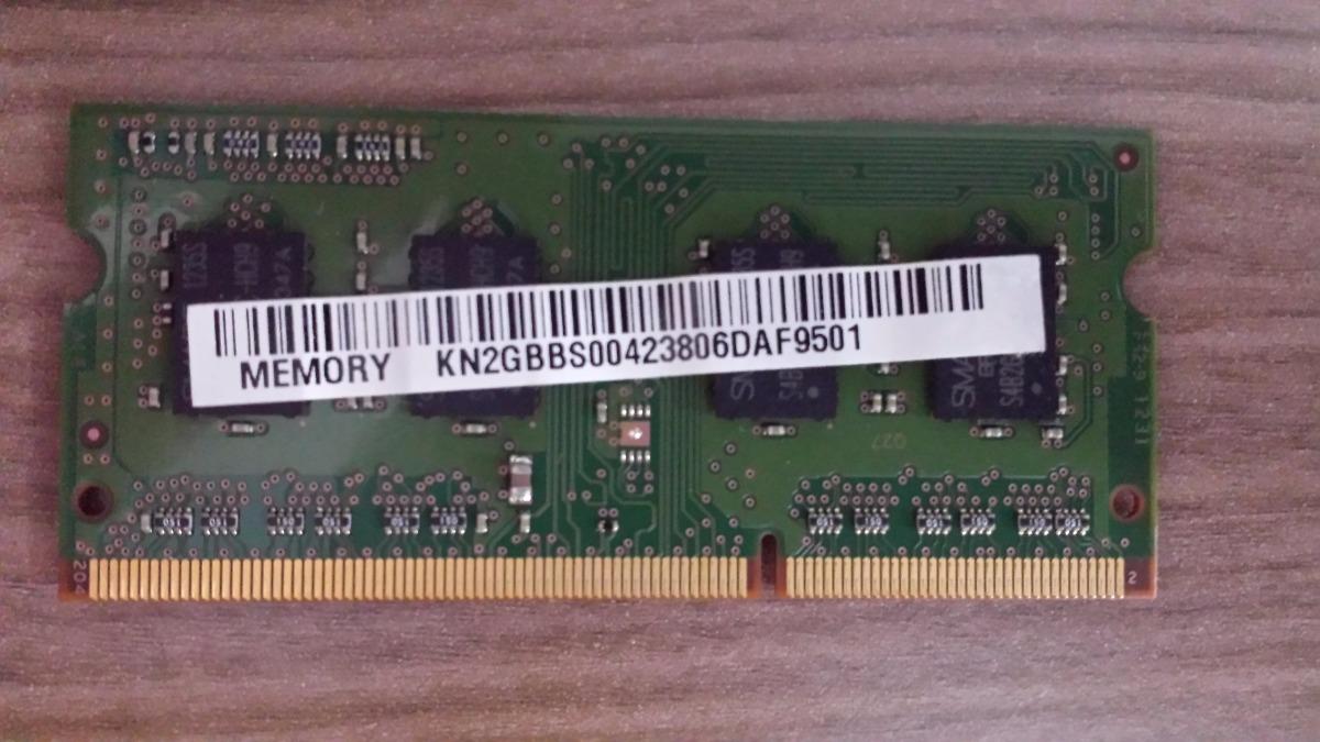 Memria Ram Ddr3 2gb Smart Sbr2012090438952 Acer Aspire E1 5 R 19 Pc Carregando Zoom