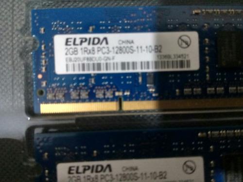 memoria ram ddr3 4 gb (2x2)