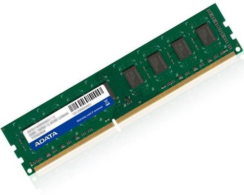 memoria ram ddr3 8gb 1333mhz adata premier pc ad3u1333w8g9-s