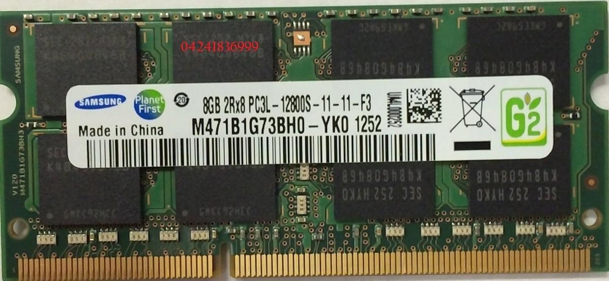 Memoria Ram Ddr3 8gb Para Laptop Bs 136 50 En Mercado Libre