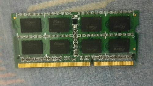 memoria ram ddr3 para 4gb