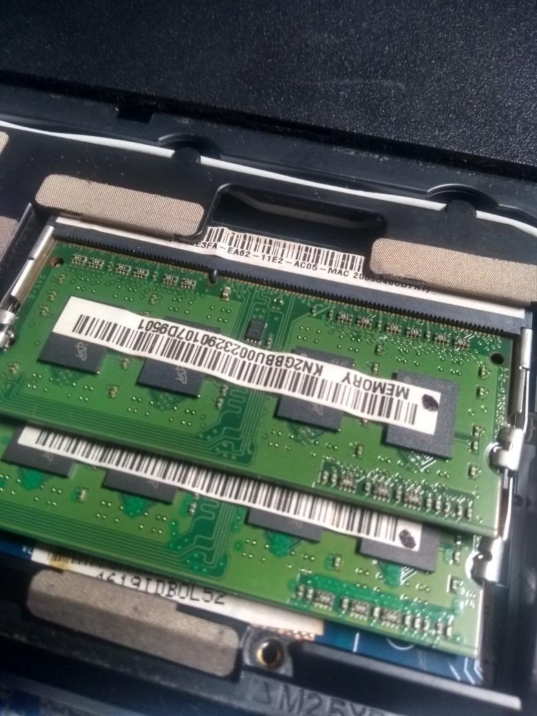 2 Pentes De Memoria Ram Ddr3 Para Notebook R 120 00 Em Mercado Livre