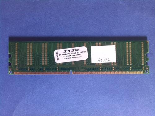 memoria ram ddr333 256mb