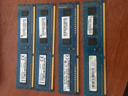 memoria ram ddr3l pc3 l de 4gb y 8 gb para laptop y desktop