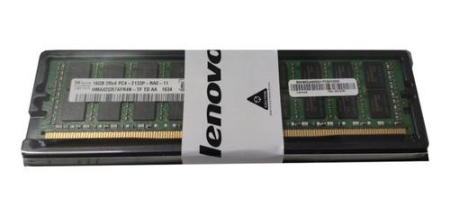 memoria ram ddr4 16g 2133mhz ecc server lenovo p500 p700 900