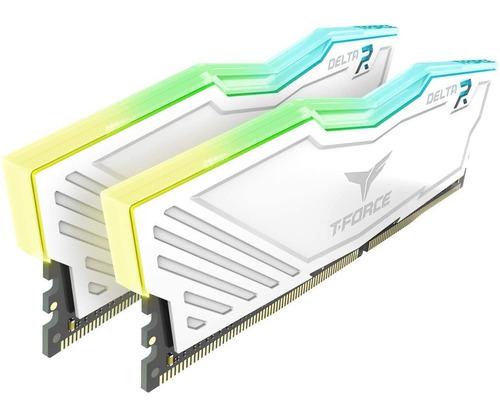 memoria ram ddr4 16gb (2x8gb) 3200mhz rgb t-force delta