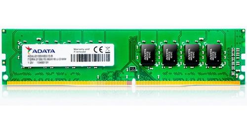 memoria ram ddr4 4gb 2133mhz adata premier pc ad4u2133j4g15-s