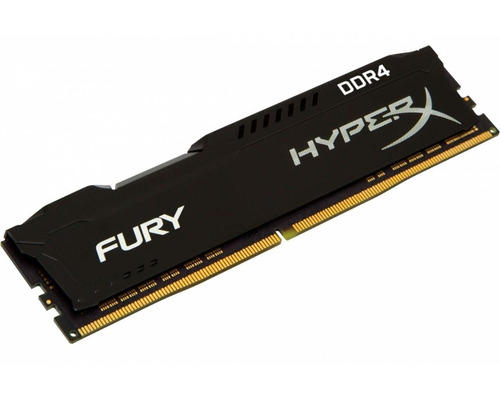 memoria ram ddr4 8gb 2400mhz kingston hyperx hx424c15fb2/8