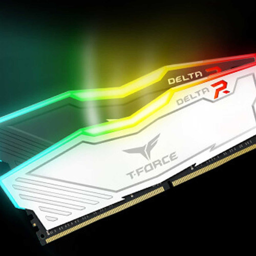 memoria ram ddr4 8gb 3000mhz teamgroup t-force delta rgb