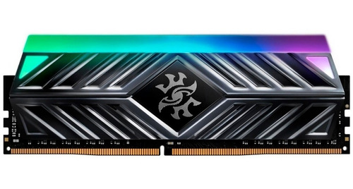 memoria ram ddr4 8gb 3200mhz adata xpg spectrix d rgb gamer