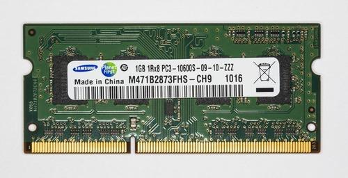 memoria ram de canaima  de 1 gb