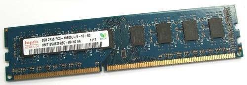 memoria ram de pc 2gb dimm 1333 mhz 1333