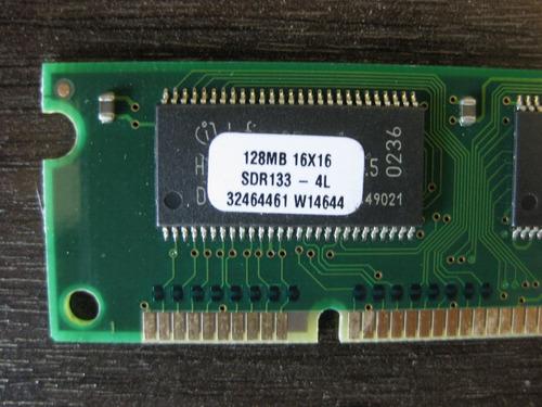 memoria ram dimm 128 mb sdr133 infineon