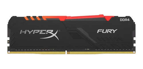 memoria ram hyperx 16gb 2400mhz ddr4 dimm fury rgb