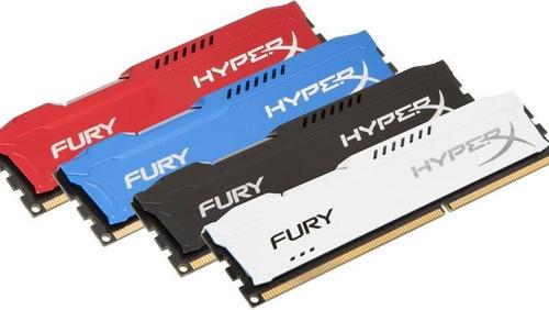 memoria ram hyperxfury 8