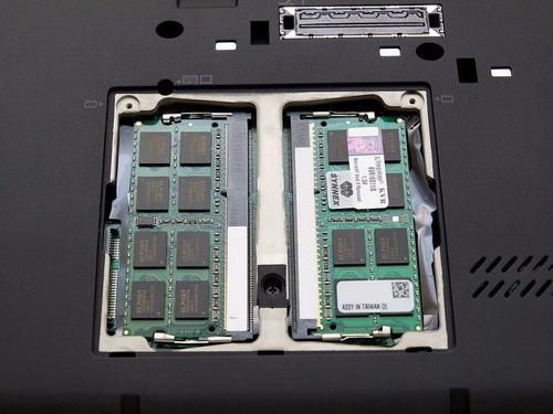 memoria ram kingsto ddr3 8gb pc3l-12800 1600mh sodimm laptop