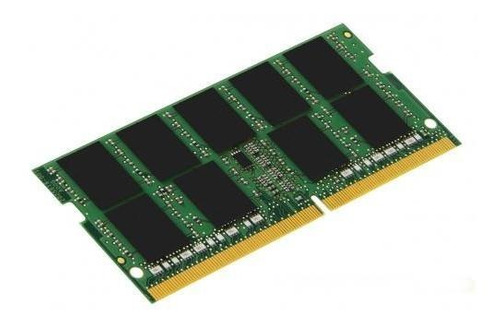 memoria ram kingston 8gb ddr4 2666mhz para portatil