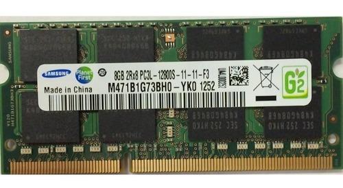 memoria ram laptop 8gb ddr3 pc3-10600/12800 pc3l-12800