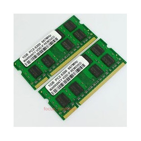 Memoria Ram Macbook Pro 2gb Ddr2 Pc2-5300 667mhz