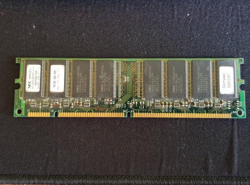 memoria ram nec 64mb ddr1 100mhz