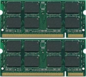 memoria ram notebook netbook 2x 2gb 4gb ddr2 800mhz pc2-6400