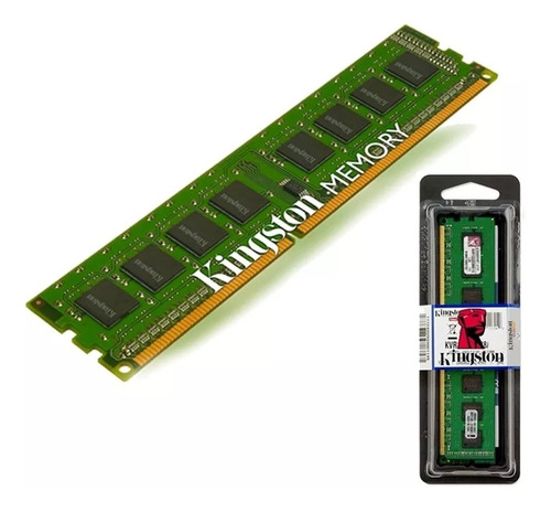 memoria ram pc 4gb ddr3 1600 mhz kingston