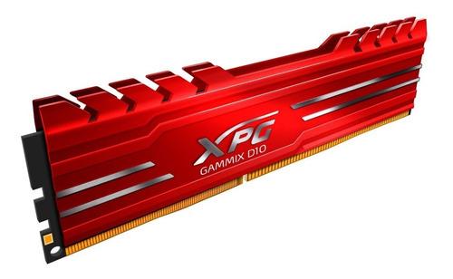 memoria ram pc adata xpg gammix d10 8gb 2666 mhz ddr4