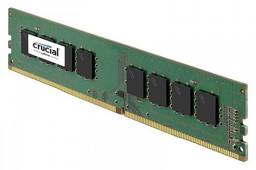 memoria ram pc crucial ddr4 8gb 2400