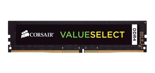 memoria ram pc ddr4 corsair value 4gb 2133mhz