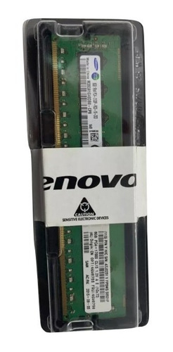 memoria ram servidor ddr4 pc4-17000 8 gb pc4-2133p lenovo