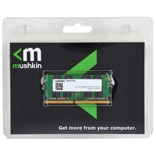 memoria ram sodimm 8gb ddr4 2400mhz para notebook mushkin